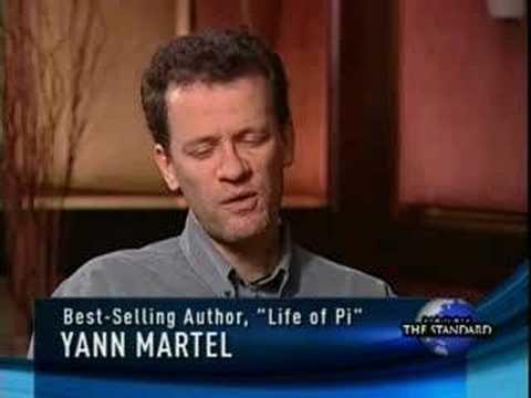 Yann Martel on The Standard