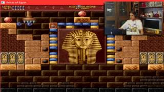BowserN64 Plays Bricks Of Egypt EP1