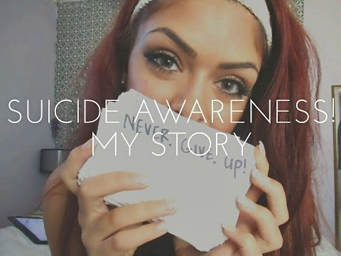 My Story | Suicide Attempt | You Are Not Alone | : Mental Health Awareness Month