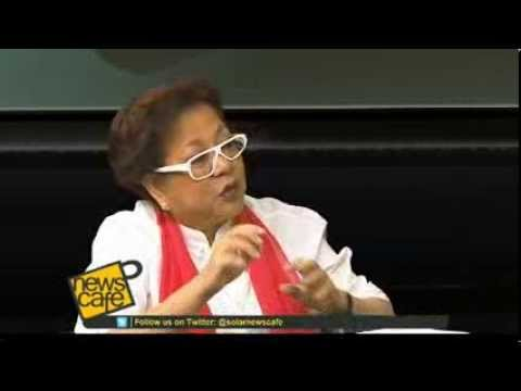 News Cafe Episode 63 - The Philippine Film Industry with Bibeth Orteza