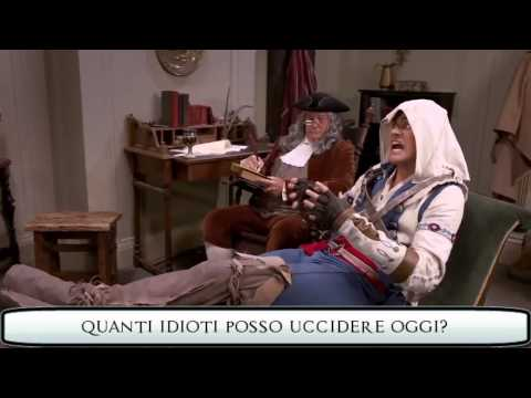 ULTIMATE ASSASSIN'S CREED 3 SONG [Music Video] SUB ITA