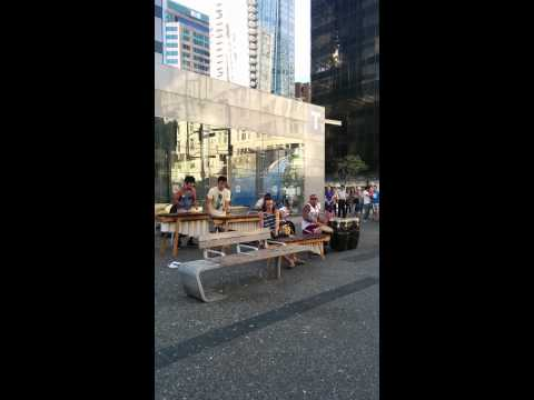 Live Music Downtown Vancouver
