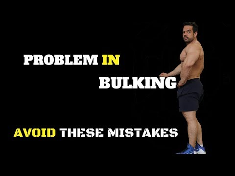 AVOID THESE 3 BIGGEST BULKING MISTAKES. PUT ON NEW MUSCLE