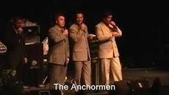 THE ANCHORMEN - LIVE