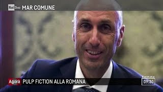 Fiction alla romana - Agorà 18/06/2018