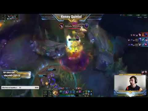 Exchange LOL with everyone 08082019 #2- Kenny Quintal