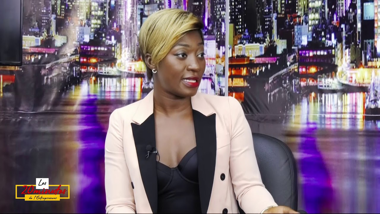 Les 20 minutes de l'Entrepreneur : Jean-louis Fattoh (Agni-Baoulé)