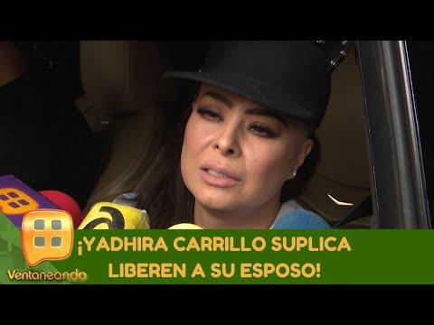 ¡Yadhira Carrillo suplica liberen a su esposo!   Programa del 30 de septiembre de 2020  Ventaneando