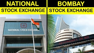 National Stock Exchange vs Bombay Stock Exchange Full Comparison UNBIASED in Hindi 2020