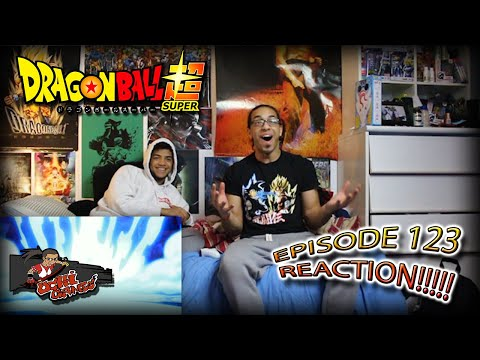 Dragon Ball Super Ep. 123 REACTION + Predictions!! | VEGETAAAA!!!