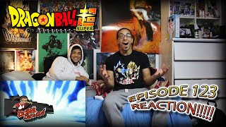 Dragon Ball Super Ep. 123 REACTION + Predictions!! | VEGETAAAA!!!