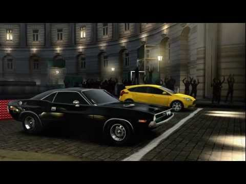 Fast And Furious 6 Game Trailer Released (video)