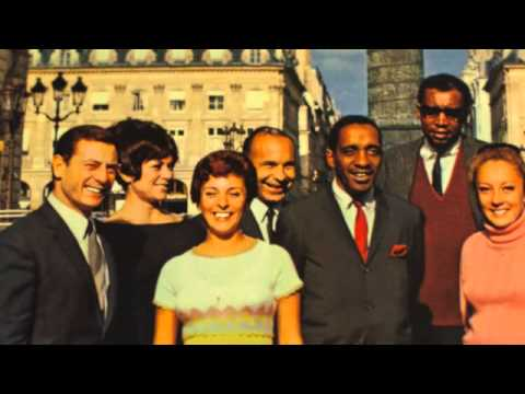 The Modern Jazz Quartet + The Swingle Singers-Air For G String