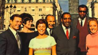 The Modern Jazz Quartet + The Swingle Singers-Air for G string