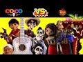 COCO de Disney vs EL LIBRO DE LA VIDA ¿Cuál es mejor?