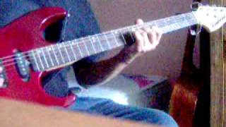 SECRETO CALLADO CALIFORNIA BLUES COVER GUITAR