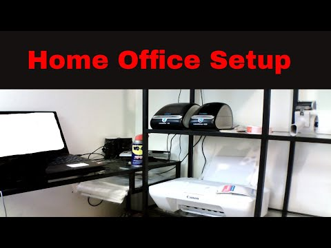 Amazon FBA For Beginners My Home Office Set Up thumbnail