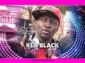 carrefour des stars reçoit red black rapeur