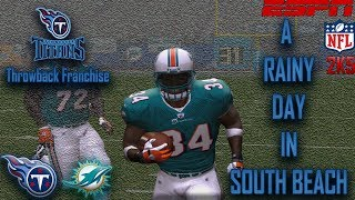A Mess Of An Opener | ESPN NFL 2K5 Titans Franchise Y1G1 @ Dolphins