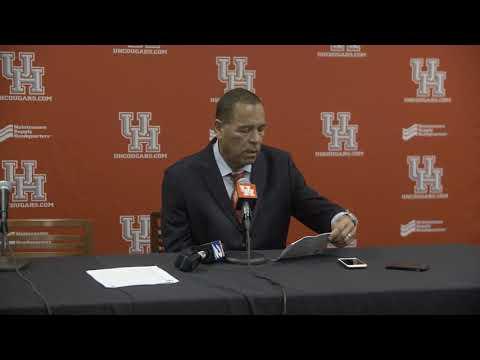 Men's Basketball ECU Postgame Presser: HC Kelvin Sampson