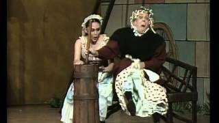 """Ballet """"La Fille Mal Gardee"""" de Ferdinand Hérold.Escena 7"""