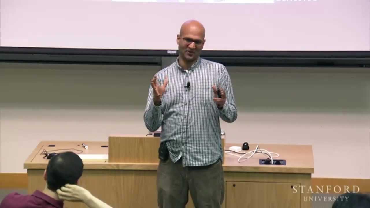 Stanford Seminar - Representation Technologies