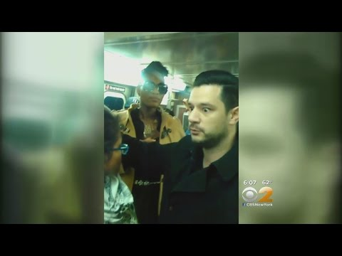 Brooklyn Subway Slashing