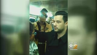 Brooklyn Subway Slashing