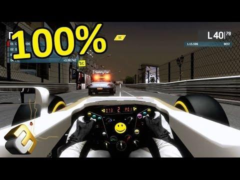 Monaco Night Race! F1 Career Mode HRT