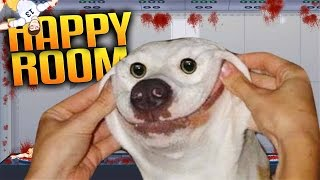 Happy Room Gameplay - Blood, Guts, YAY! (Let's Play Happy Room)