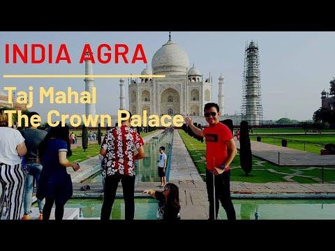 Taj Mahal Agra India Travel Adventure