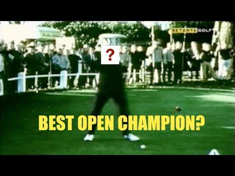 BEST OPEN CHAMPION SWING???