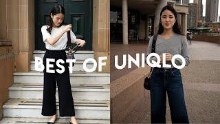 Uniqlo Haul 2019 | My Updated Uniqlo Favourites