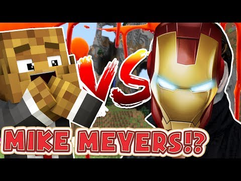 MICHAEL MYERS IS A SUPERHERO!? | Minecraft - Mod Battle (MIKE MYERS)