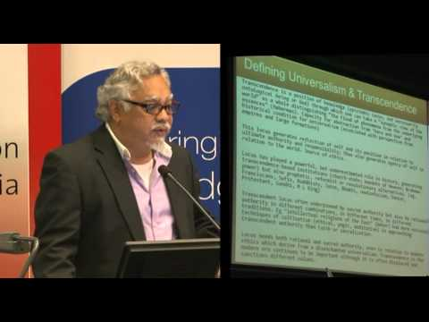 Asian Studies Association of Australia (ASAA) 19th Biennial Conference 2012 Keynote Address Day Two