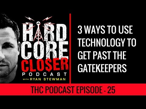 3 Ways Salespeople Can Leverage Technology To Bypass Gatekeepers