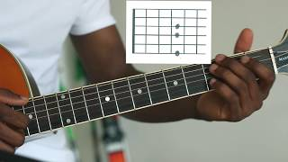 MUNTULA MOTO - Richard Bona  | Comment jouer ? | How to play ?