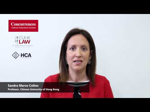 Antitrust in Asia: One Size Fits All? - Sandra Marco Colino