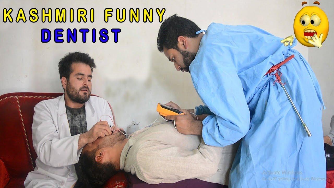 Kashmiri Funny Dentist | Kashmiri Drama | Koshur Kalakar
