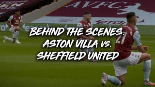 Behind The Scenes | Football returns to Villa Park