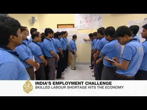 Indian graduates in a jobless dilemma