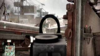 Battlefield Bad Company 2 PC HD Multiplayer Gameplay