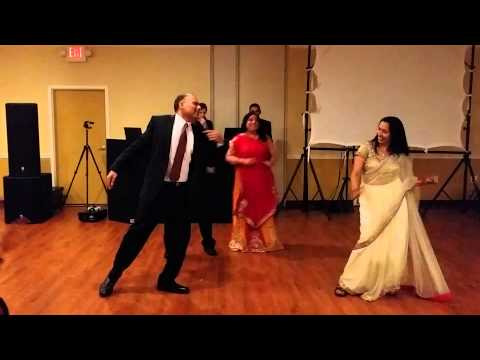 25th wedding anniversary dance by Dwivedis & Kishores