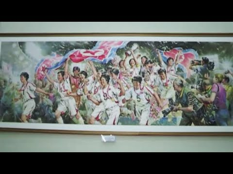 Fine Art Exhibition Marks 70th Anniversary of Pyongyang University of Fine Arts