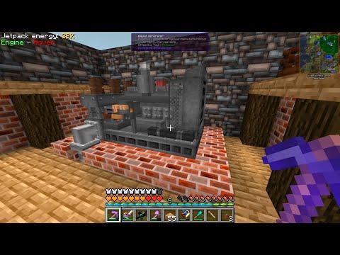 Etho's Modded Minecraft #72: Industrial Power