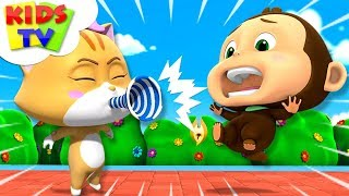 Contagious Hiccups | Loco Nuts Cartoon Shows | Funny Videos For Children - Kids TV
