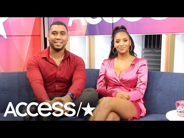 \'90 Day Fiancé\' Alums Chantel And Pedro Dish On Their Explosive Spinoff