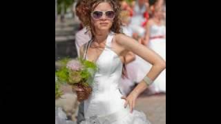 Парад Невест в Донецке 30 августа 2009 год