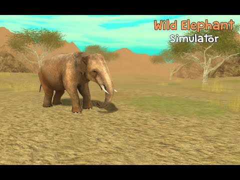 #Wild Elephant Simulator 3D - By Turbo Rocket Games Simulation - iTunes/Google play