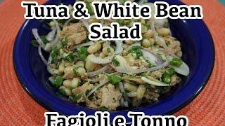 Tuna & White Bean Salad Recipe